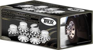 Complete Axle Cover Kits
